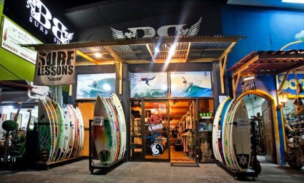 B&B Surf Shop